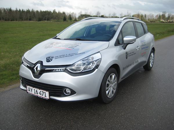 Renault Clio 1,5 dCi, Station Car